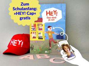 personalisiertes Buch mit Cap